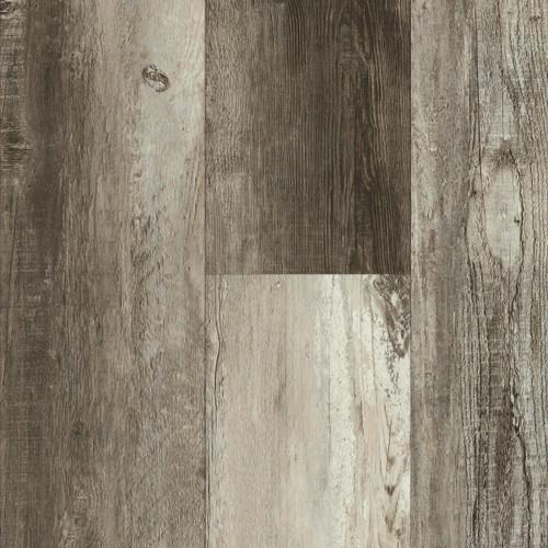 "Supreme Click Rock Solid Rigid Core SPC Waterproof Flooring Hillsboro Oak 9"" x 60"" Luxury Vinyl Plank Flooring TH380L-4"