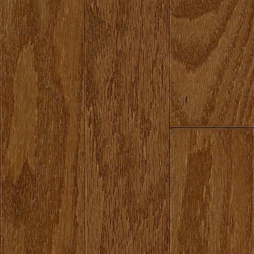 "Mannington American Oak Sand Hill 5"" Wide 3/8"" Thick Engineered Hardwood Flooring AMB05SHL1"