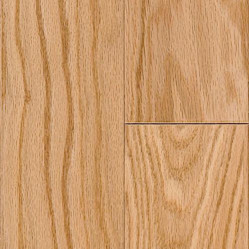"Lot Purchase - Mannington American Oak Natural 3"" Wide 3/8"" Thick Engineered Hardwood Flooring AAMFSC03NA1"