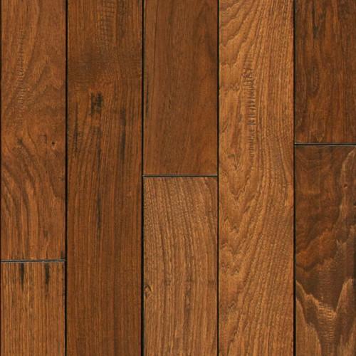"""Lot Purchase - Viking Hickory Hardwood Summer Harvest 4"""" Wide 3/4"""" Thick Solid Hardwood Flooring VVMSH4"""
