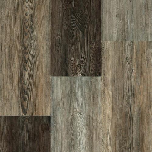 """Congoleum Forum Trenton Summer Vista 7"""" x 48"""" Waterproof WPC Luxury Vinyl Rigid Plank Flooring with Attached Cork - DWN32"""