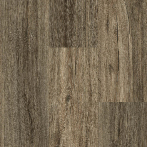 "Congoleum Providence Plank Driftscape 9"" x 48"" Waterproof WPC Luxury Vinyl Rigid Plank Flooring with Attached Cork - DWN21"