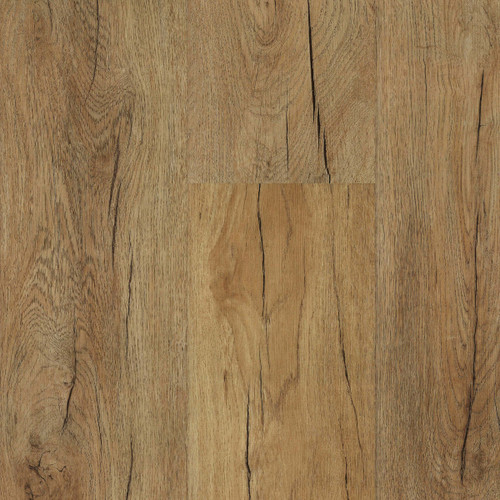 """Touchdown Seaside 9"""" x 60""""  Waterproof SPC Luxury Vinyl Plank with Attached Pad 923"""