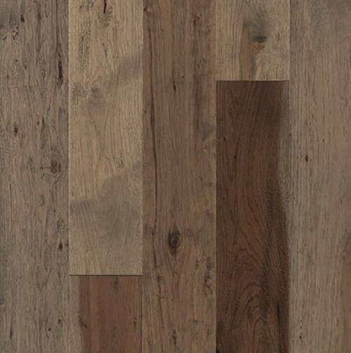 """Premium Quality Hardwood - Mohawk Homestead Retreat Heirloom Hickory 7"""" Wide 9/16"""" Thick Hand Scraped Engine  105 CARTONS AVAILABLE"""