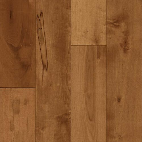 "Viking Maple Honey 5"" Wide 3/4"" Thick Solid Hardwood Flooring M-VHON5"