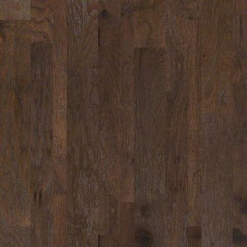 "Lot Purchase - Shaw Nashville Ryman Random Width 3"" - 5"" - 7"" x 3/8"" Thickness Engineered Hickory Hardwood 0996"