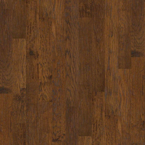 """Shaw Arbor Place Pathway Hickory 5"""" Wide 3/8"""" Thick Engineered Hardwood 0318"""