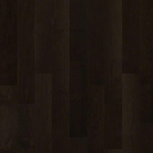 "Shaw Pacific Grove Midnight 6 3/8"" x 3/8"" Thickness Engineered Maple Hardwood 9003"