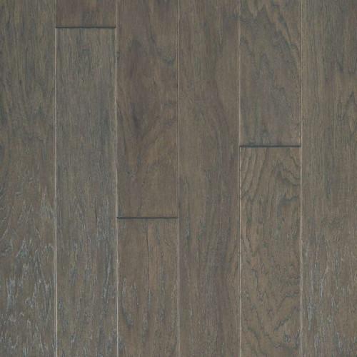 "Shaw Fremont Hickory Slate 5"" Wide 3/8"" Thick Engineered Hardwood 5039"