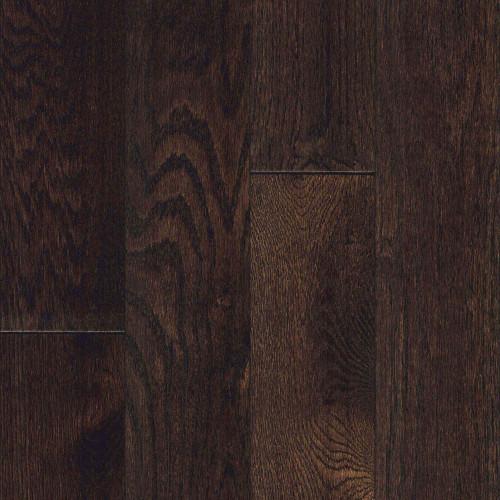 "Beasley Pro Series Hardwood Cappuccino Oak 3.25"" Wide 3/4"" Thick Solid Hardwood Flooring PCAP3"