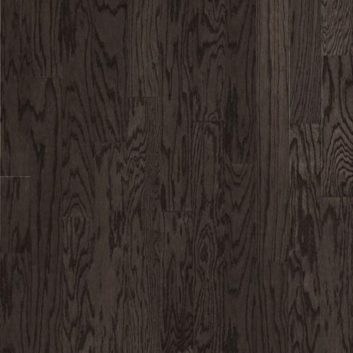 "Harris Red Oak Charcoal 5"" Wide Engineered Hardwood Flooring HE1004CG"