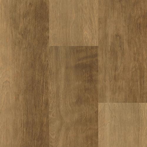 "Master Design Yukon Collection Teton Hickory Rigid Core Waterproof Flooring 7"" x 48"" Waterproof Luxury Vinyl Plank Flooring FS104"