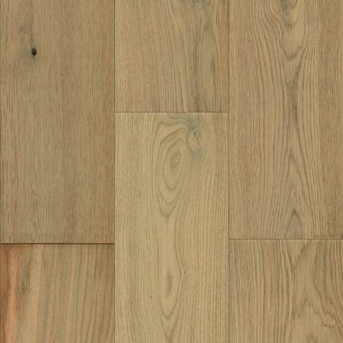 "Lot Purchase - Harris White Oak Alverstone 7.5"" Wide 1/2"" Thick Engineered Hardwood Flooring 2004"