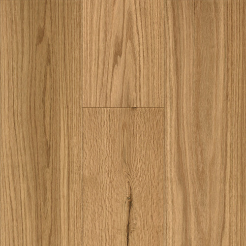 "Harris Red Oak LeConte 7.5"" Wide 1/2"" Thick Engineered Hardwood Flooring 1724"