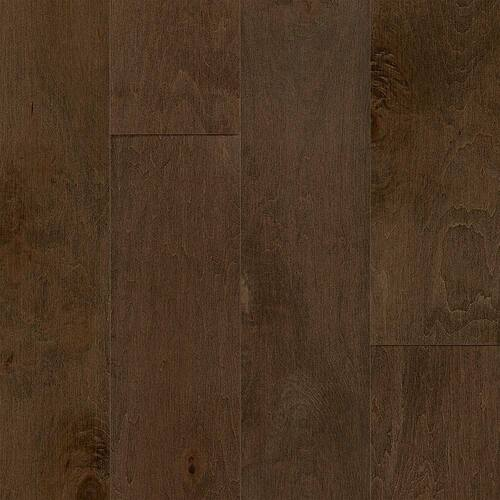 "Bruce Hardwood - Buxton Brown Maple - 6 1/2"" Wide Engineered Hardwood EMEC72LO4S"