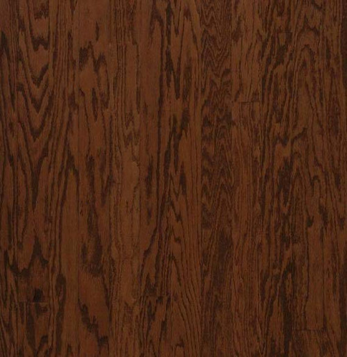 "Bruce Hardwood Colony Collection Red Oak Cherry 3"" Wide Engineered Hardwood Flooring EVS3238EE"