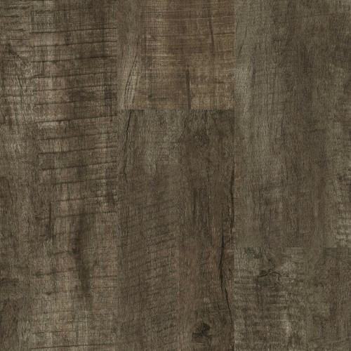 "Master Design Yukon Collection Distressed Tucson Hickory Rigid Core Waterproof Flooring 7"" x 48"" Waterproof Luxury Vinyl Plank Flooring FS038"