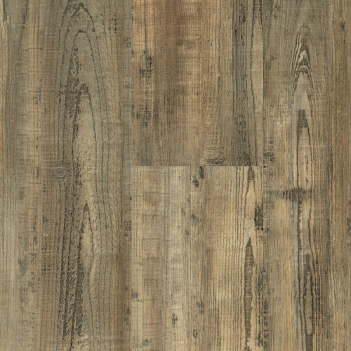 """Master Design Home Living Collection Chico Oak Rigid Core  9"""" x 60"""" Waterproof Vinyl Plank with Attached Pad FS083"""