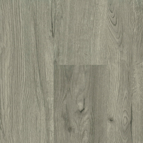 """Master Design Premier Rigid Core Heron Bay Hickory 9"""" x 59"""" Waterproof Vinyl Plank with Attached Pad"""