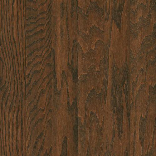 """Harris Red Oak Umber 3"""" Wide Engineered Hardwood Flooring 1736"""
