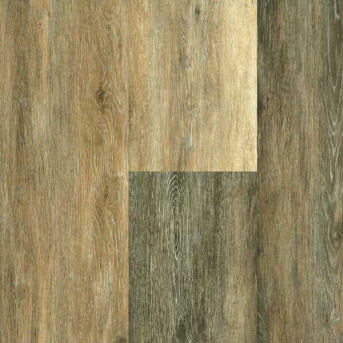 "Resonate SPC Rigid Core Waterproof Flooring Driftwood Grey 8.6"" x 47.6"" Luxury Vinyl Plank Flooring IMP-RES-06"