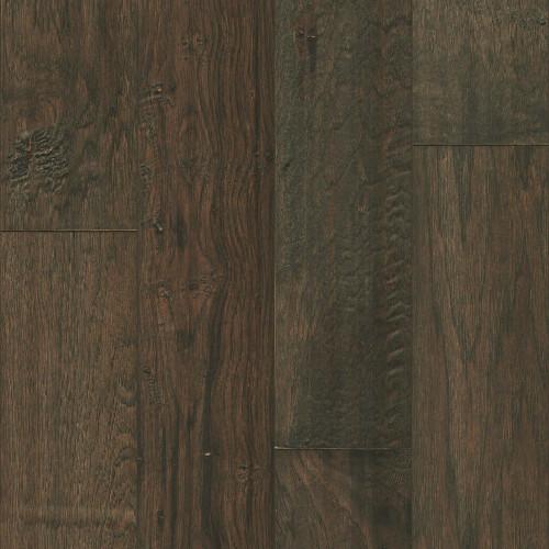 "Mullican Aspen Grove American Hardwood Hickory Granite 5"" Wide 1/2"" Engineered Hardwood Flooring 21122"