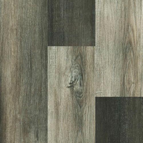 "Master Design Yukon Collection Distressed Vineyard Maple Rigid Core Waterproof Flooring 7"" x 48"" Waterproof Luxury Vinyl Plank Flooring FS152"