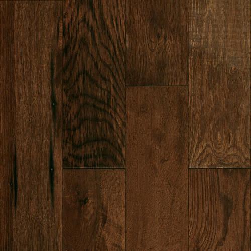 """Viking Hardwood Red Oak Saddle Oak 5"""" Wide 3/4"""" Thick Solid Hardwood Flooring VK401-S50"""