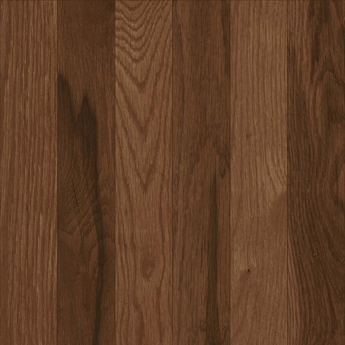 "Viking Red Oak Gunstock 2 1/4"" Wide 3/4"" Thick Solid Hardwood Flooring VK600-S50"