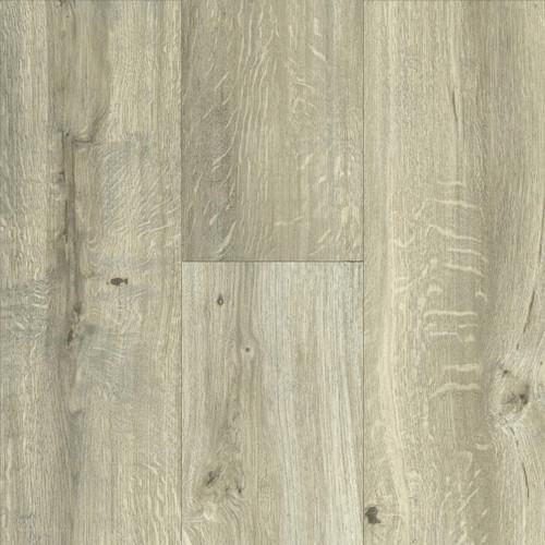 "Home Decorators Eastern White Pine 7.48"" x 47.64"" Waterproof SPC Luxury Vinyl Rigid Plank Flooring with Attached Pad 30614"