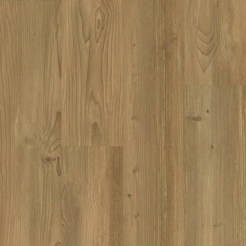 """Shaw Simplicity Plus - Natural - 12mm - 6.34"""" x 47.84"""" Click Together Laminate with Attached Pad 02029"""