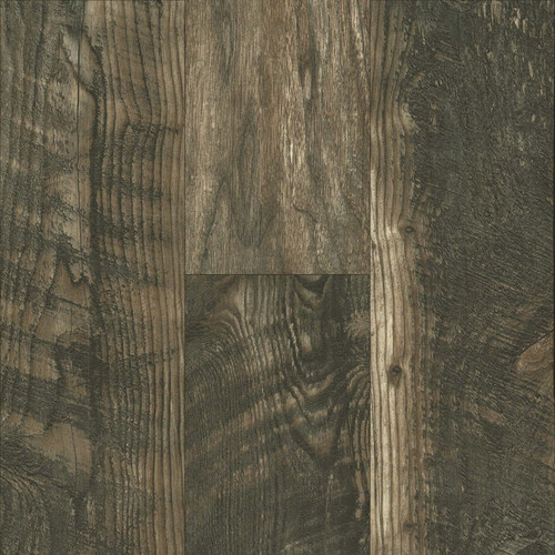 """Swiss Krono - Stagecoach Hickory -12mm - 6.06"""" x 50.67"""" Click Together Laminate with Free Pad 3892"""