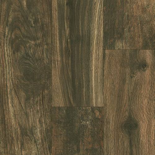 """Swiss Krono - Old Forest Hickory -12mm - 6.06"""" x 50.67"""" Click Together Laminate with Free Pad 3906"""