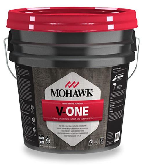 Mohawk V-One Carpet Tile & Vinyl Adhesive (1 Gallon)
