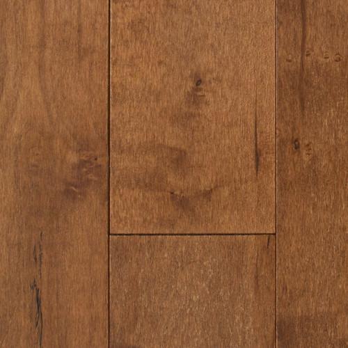 "Mullican Muirfield Hardwood Maple Autumn 5"" Wide 3/4"" Solid Hardwood Flooring 20160"