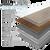 Lot Purchase - Pergo DuraCraft +WetProtect Warm Amber Walnut Thick Waterproof Interlocking Luxury Vinyl Plank 4242