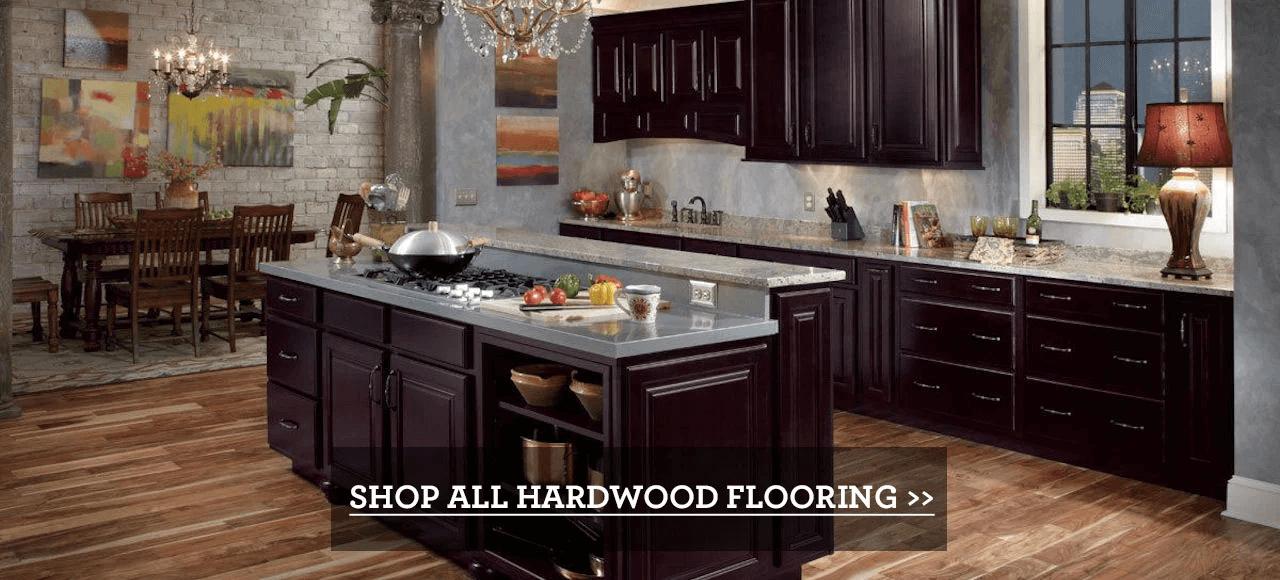 Hardwood Flooring Banner