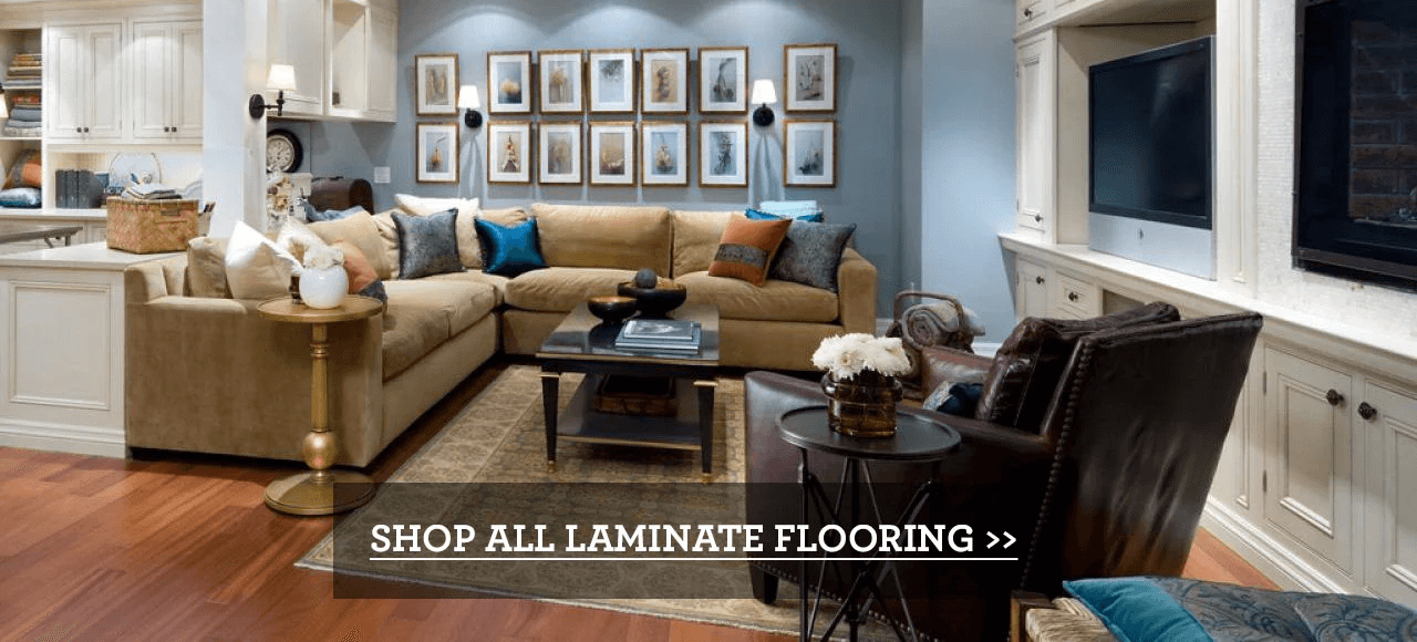 Laminate Flooring Banner