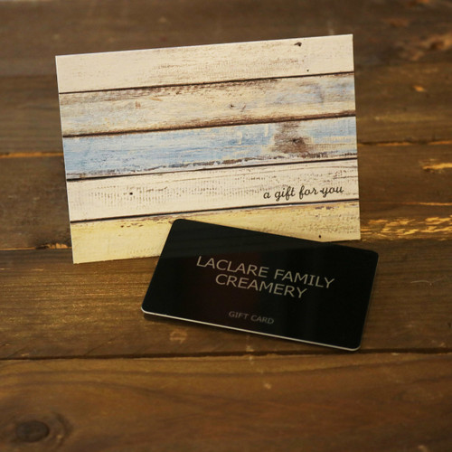 LaClare Family Creamery Gift Card