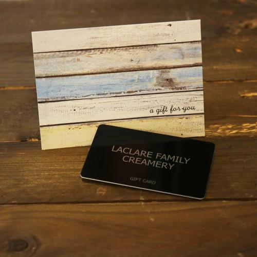 LaClare Family Creamery Gift Card