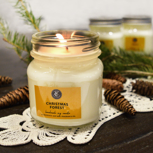 LaClare Handmade Soy Candle