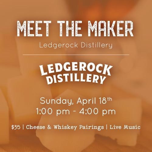 Meet the Maker | April 18th