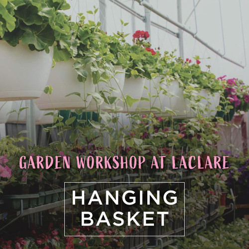Garden Workshop - Hanging Basket