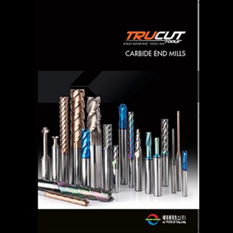New Carbide End Mills Catalogue