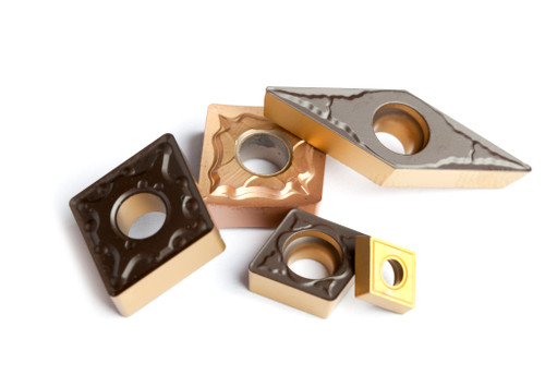 CCMT 06 Carbide Turning Inserts for Stainless Steel- Omega