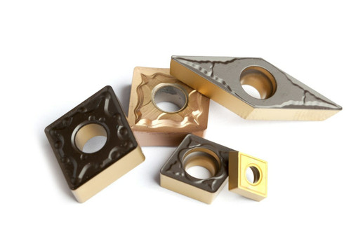 DCMT 11 Carbide Turning Inserts for Stainless Steel- Omega