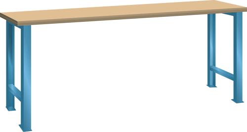 Workbench (WxDxH) 2000x750x840mm Multiplex