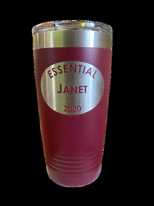 Essential 2020 -  Tumbler