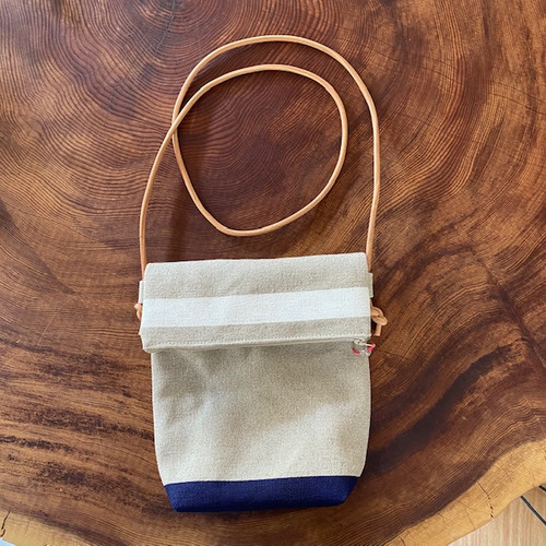 Hemp Pocket Purse (Large)
