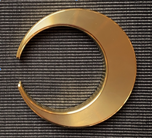 Bottle Opener - Crescent